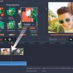 Faire un diaporama d'images sur Mac avec Movavi