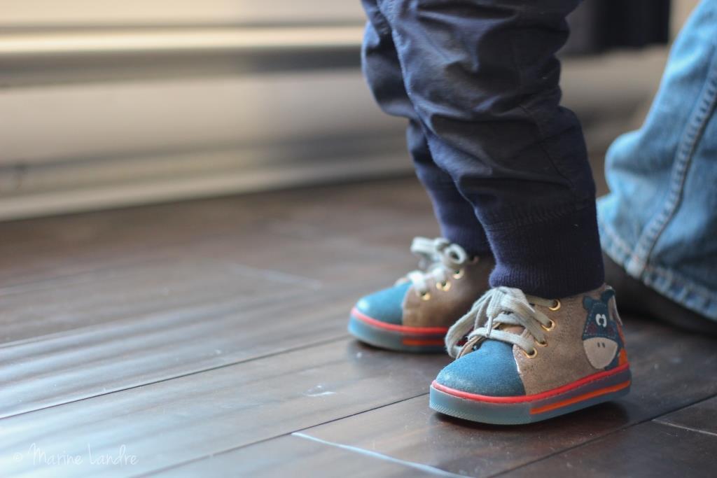 0484be80895e2 Comment bien choisir les chaussures pour un bébé